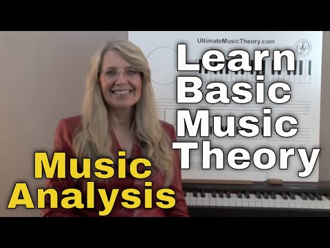 Music Analysis - Music Theory: Video Lesson 11