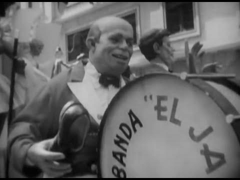 Fiesta de las Fallas, Valencia, 1947.