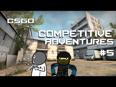 Competitive Adventures #5 (Ft. ScrunK, Drone)