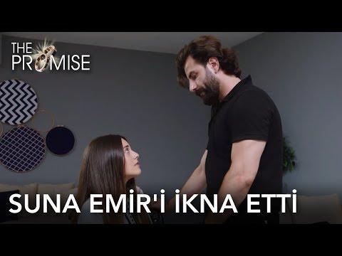 Suna Emir'i ikna etti! | Yemin 71. Bölüm