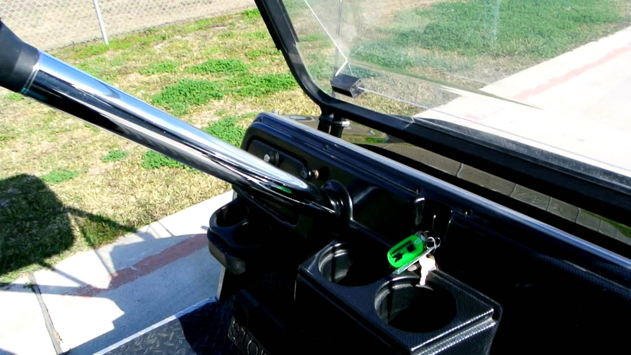 2007 Club Car DS With Kawasaki Gasoline Engine, Lifted, Stereo ...