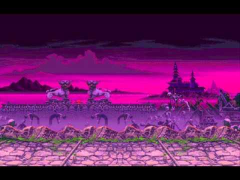 Mortal Kombat Trilogy - Wasteland