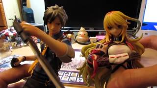 Tales of Xillia 2 Limited Edition Unboxing