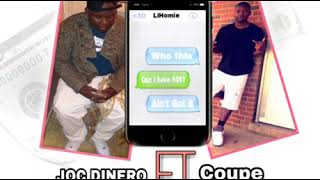 Joc Dinero ft Coupe - when you be Giving(Official audio)