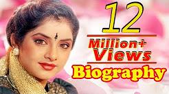 Divya Bharti - Biography