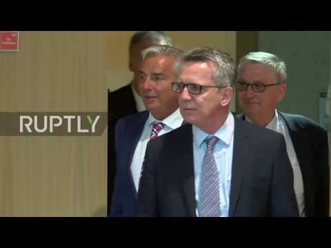 Germany: IntMin calls for better intnl cooperation to tackle Darknet following Munich attack