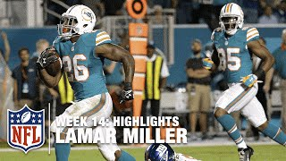Lamar Miller Highlights (Week 14) | NFL