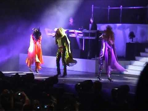 Destinys Child  Say My Name Destiny Fulfilled World Tour 2005  Barcelona, Spain