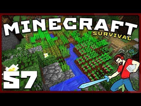 Minecraft Survival | THE LAZY FARMER! || [S01E57] Vanilla 1.12 Lets Play