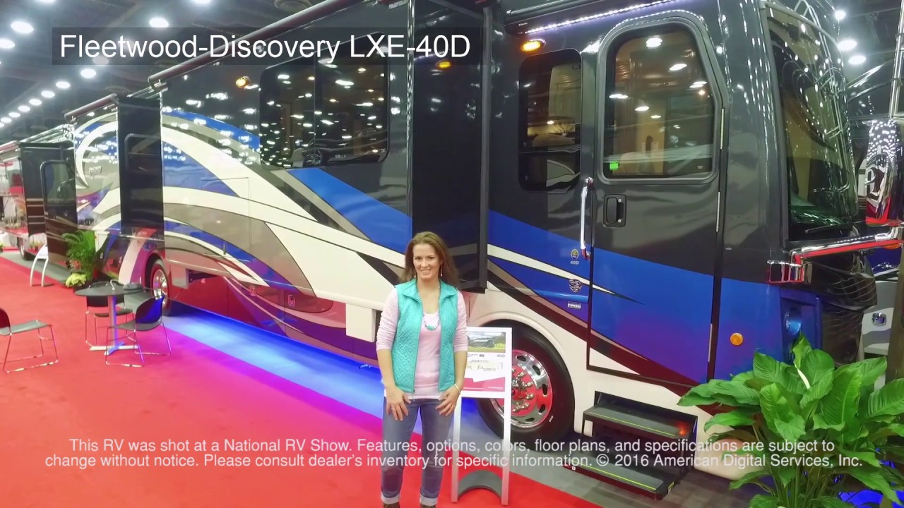 Fleetwood-Discovery LXE-40D