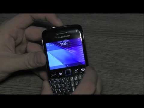 Blackberry Bold 9790 Unboxing Quick Review touch and type
