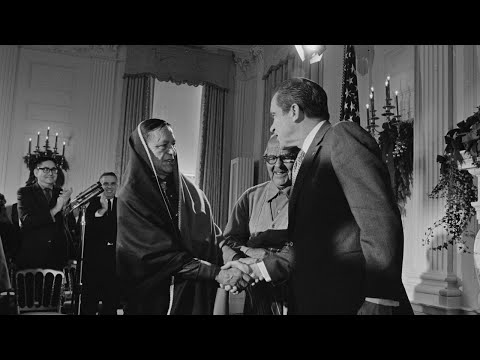 Nixon: A Champion for American Indians