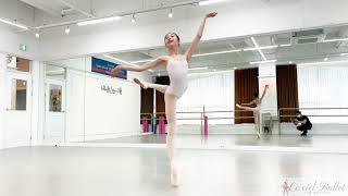 12살 발레리나 || Ballet Harlequinad…