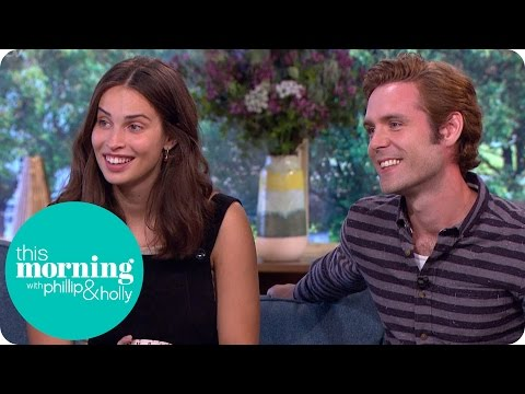 Poldark's Heida Reed And Luke Norris On Suffering For The Show | This Morning
