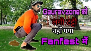 Goberzone kicked Out Of FanFest ( Desh ke saheedo ka paisa khayega to esa hoga)