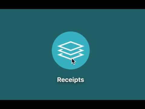 Receipts - Smart receipts collection