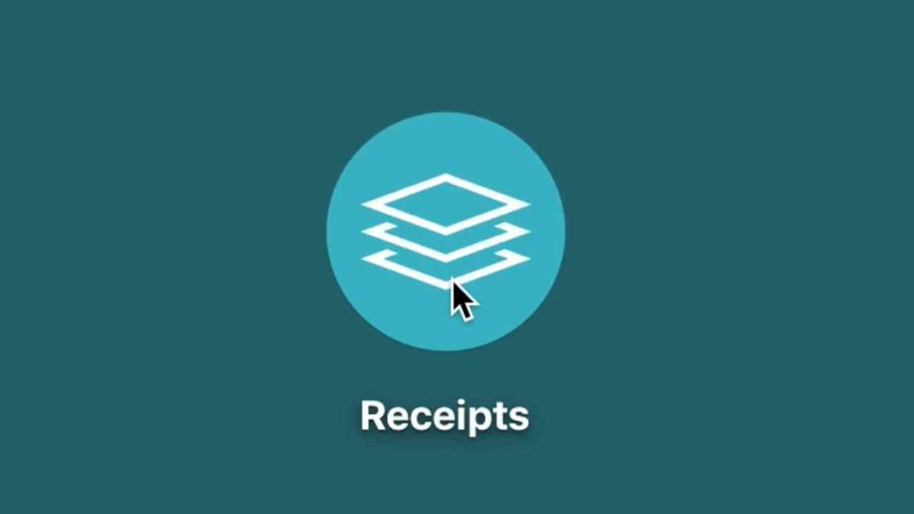 What Can I Claim On Tax Without Receipts Receipts  Smart Incoming Invoice Management On Your Mac  Youtube H M Return Without Receipt Pdf with Rebate Receipt Pdf Receipts  Smart Incoming Invoice Management On Your Mac Credit Card Invoice Excel