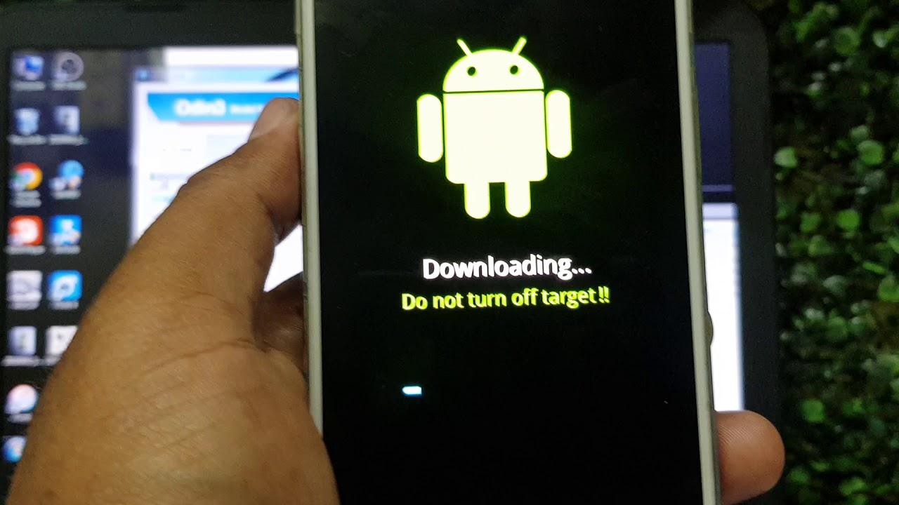 การอัพ ROM Samsung ด้วยโปรแกรม Odin