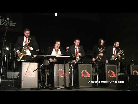 Univ. of Missouri-St. Louis Jazz Ensemble with John Clayton at JEN 2018