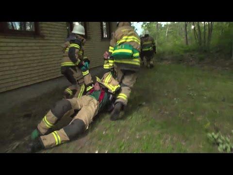 Här är brandkårens nya taktik vid exempelvis terrorattentat - Nyheterna (TV4)