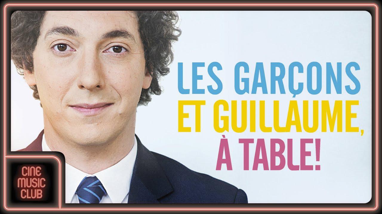 Marie jeanne serero hold it extrait de la musique du - Film les garcons et guillaume a table ...