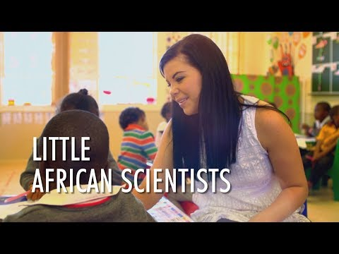 Little African Scientists Project