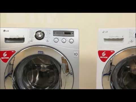 Купить стиральную машину LG 6 Motion. Машинка автомат стиральная ЛЖ 6 Моушен.