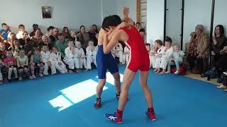 3. Открытый урок айкидо в 5-ой школе | Aikido | 合気道