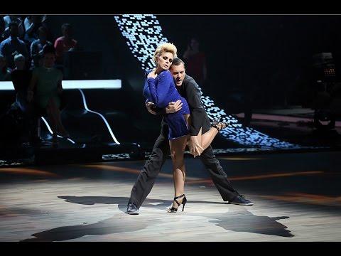 Танцы со звёздами (21.03.2015). Ирина Пегова и Андрей Козловский. Танго