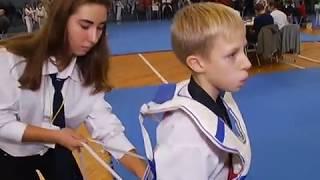 Тхеквондо: Міжнародний Турнір Школа Спорту 2017