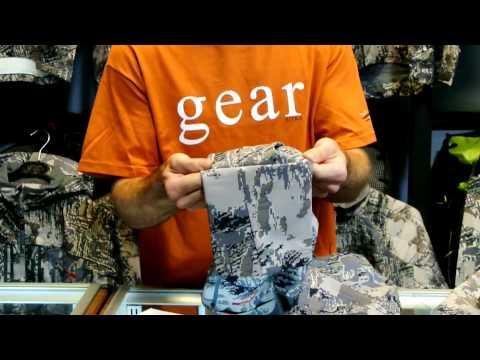 Sitka Gear Scrambler Jacket And Scrambler Pant