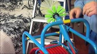Remontti-Reiska: Ilmanvaihtokanavien ja -koneen puhdistaminen