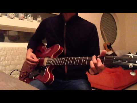 The Sweetest Love (cover)