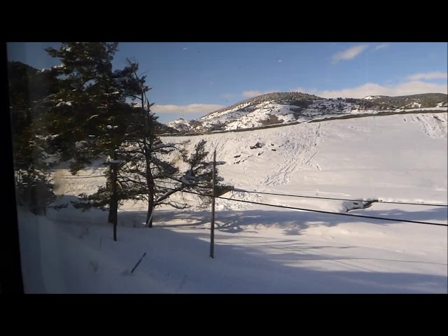 La Molina amb molta neu - Gener 2018