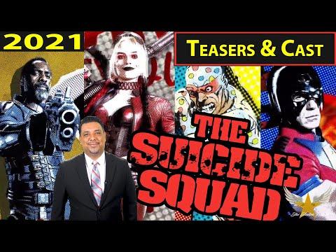 THE SUICIDE SQUAD (2021) Official Teaser Trailer – Cast Introduction | Review | DC Fandome Exclusive