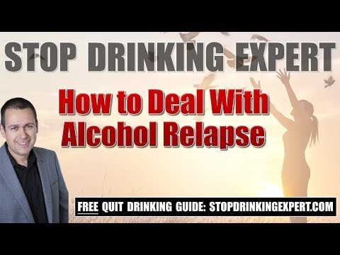 How to Deal With Alcohol Relapse