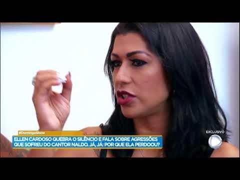 Naldo explica o motivo de ter uma arma em casa no dia da agressão