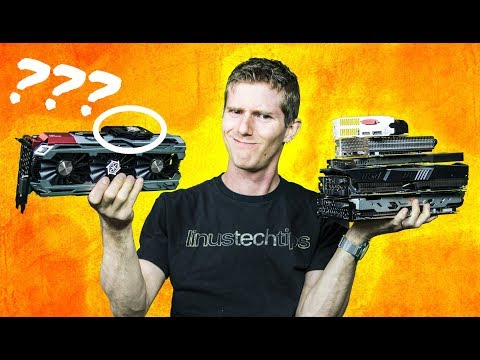 Thumbnail: 6 REALLY UNUSUAL VIDEO CARDS!