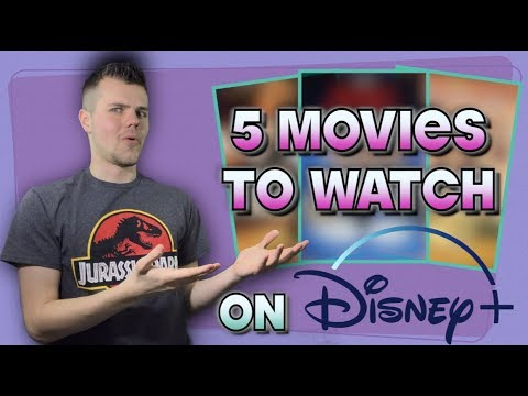 5 Movies to watch on Disney+ - March 2020