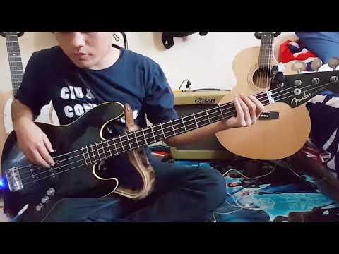 Tipe-X _ BOYBAND  Bass Cover