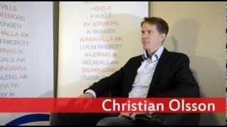 Efter karriären, del 1: Christian Olsson