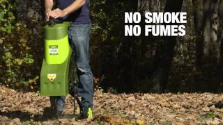 Sun Joe® Electric Chipper/Shredder