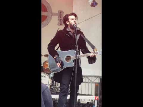 Aurelio Voltaire - Raised by bats Live at the Wave Gotik Treffen 2016