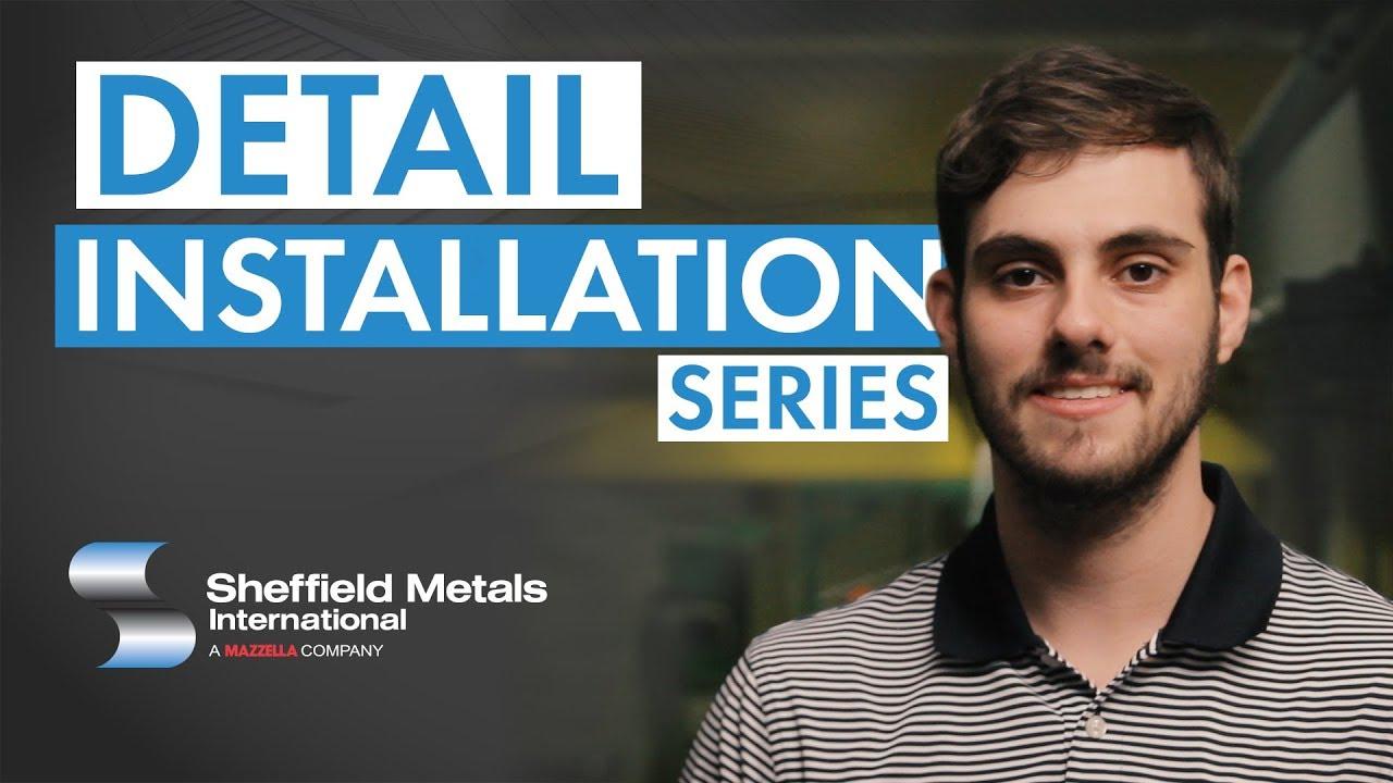 Metal Roof Installation Sheffield Metals Manufacturer Details Youtube