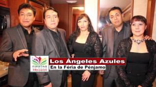 Los Ángeles Azules en la Feria de Pénjamo 2015