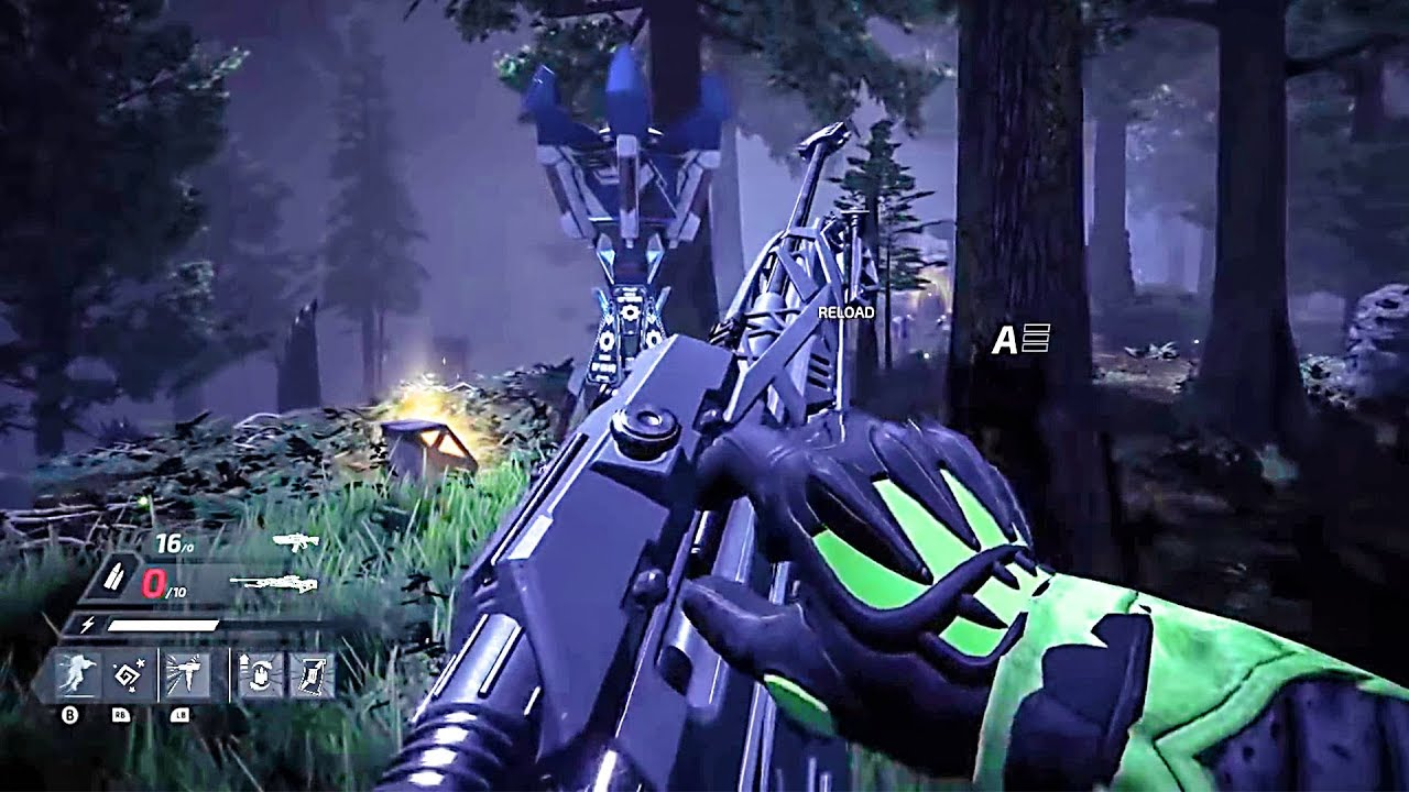 DEATHGARDEN Gameplay Trailer (2018)