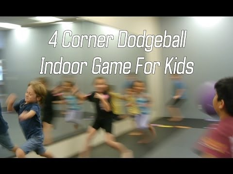 Indoor Summer Camp Games For Kids