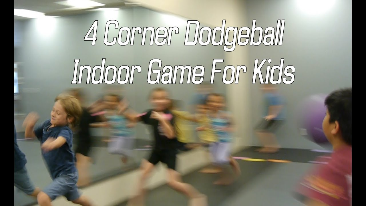 Indoor Summer Camp Games For Kids - YouTube