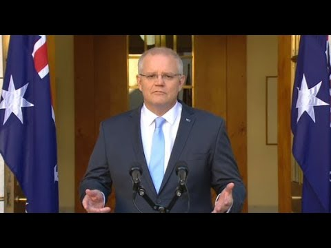 """Who do you trust?"" Scott Morrison calls the federal election for May 18"