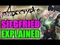 Saber of Black: SIEGFRIED Explained - Fate Apocrypha | Past & Noble Phantasms